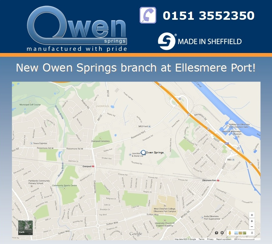 New Owen Springs Branch At Ellesmere Port Owen Springs