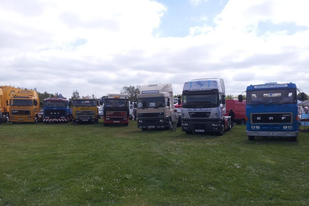 Herrington Country Park Car Show